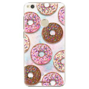 Plastové pouzdro iSaprio Donutky Všude 11 na mobil Huawei P9 Lite 2017