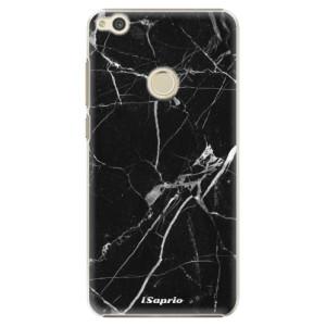 Plastové pouzdro iSaprio black Marble 18 na mobil Huawei P9 Lite 2017