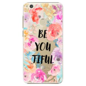 Plastové pouzdro iSaprio BeYouTiful na mobil Huawei P9 Lite 2017