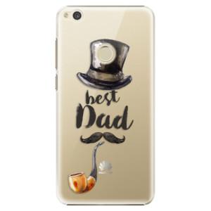 Plastové pouzdro iSaprio Best Dad na mobil Huawei P9 Lite 2017