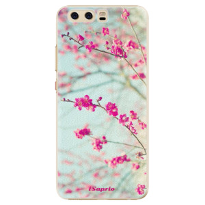 Plastové pouzdro iSaprio Blossom 01 na mobil Huawei P10