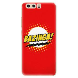 Plastové pouzdro iSaprio Bazinga 01 na mobil Huawei P10