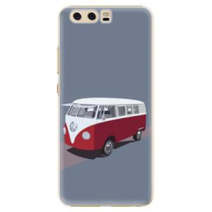 Plastové pouzdro iSaprio VW Bus na mobil Huawei P10