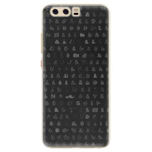 Plastové pouzdro iSaprio Ampersand 01 na mobil Huawei P10