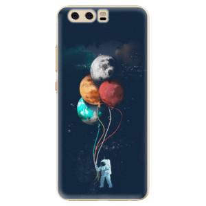 Plastové pouzdro iSaprio Balloons 02 na mobil Huawei P10