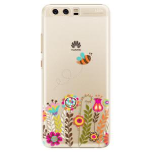 Plastové pouzdro iSaprio Bee 01 na mobil Huawei P10