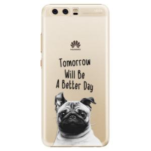 Plastové pouzdro iSaprio Better Day 01 na mobil Huawei P10