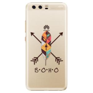 Plastové pouzdro iSaprio BOHO na mobil Huawei P10
