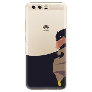 Plastové pouzdro iSaprio BaT Comics na mobil Huawei P10