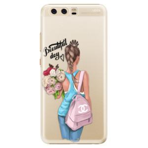 Plastové pouzdro iSaprio Beautiful Day na mobil Huawei P10