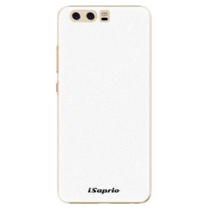 Plastové pouzdro iSaprio 4Pure bílé na mobil Huawei P10