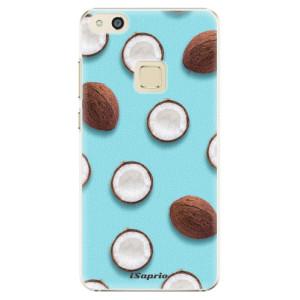 Plastové pouzdro iSaprio Kokos 01 na mobil Huawei P10 Lite
