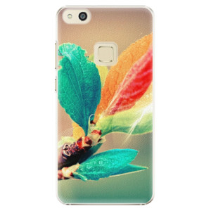 Plastové pouzdro iSaprio Autumn 02 na mobil Huawei P10 Lite