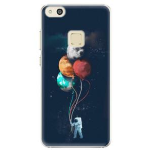 Plastové pouzdro iSaprio Balloons 02 na mobil Huawei P10 Lite