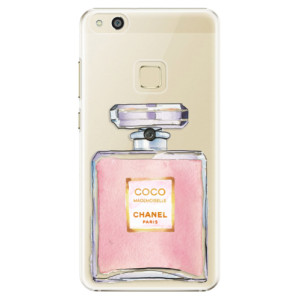 Plastové pouzdro iSaprio Chanel Rose na mobil Huawei P10 Lite