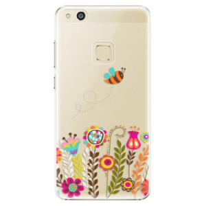Plastové pouzdro iSaprio Bee 01 na mobil Huawei P10 Lite