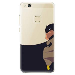 Plastové pouzdro iSaprio BaT Comics na mobil Huawei P10 Lite