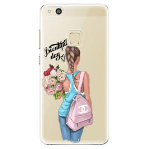 Plastové pouzdro iSaprio Beautiful Day na mobil Huawei P10 Lite