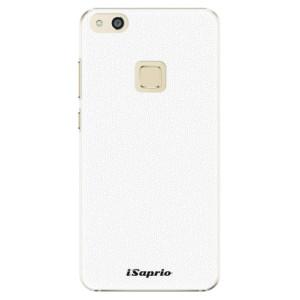 Plastové pouzdro iSaprio 4Pure bílé na mobil Huawei P10 Lite