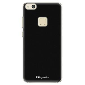 Plastové pouzdro iSaprio 4Pure černé na mobil Huawei P10 Lite