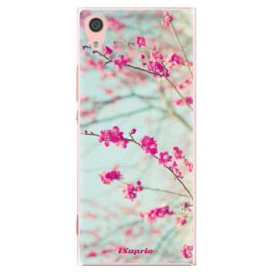 Plastové pouzdro iSaprio Blossom 01 na mobil Sony Xperia XA1