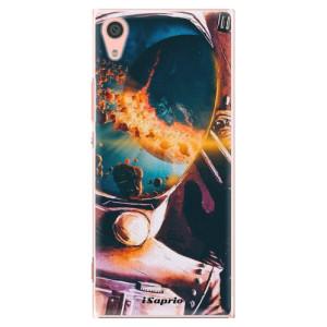Plastové pouzdro iSaprio Astronaut 01 na mobil Sony Xperia XA1