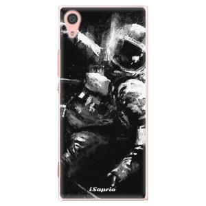 Plastové pouzdro iSaprio Astronaut 02 na mobil Sony Xperia XA1