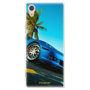 Plastové pouzdro iSaprio Kára 10 na mobil Sony Xperia XA1