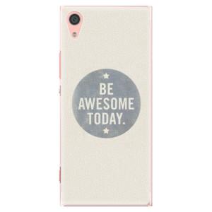 Plastové pouzdro iSaprio Awesome 02 na mobil Sony Xperia XA1
