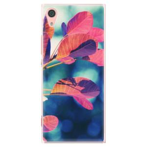 Plastové pouzdro iSaprio Autumn 01 na mobil Sony Xperia XA1