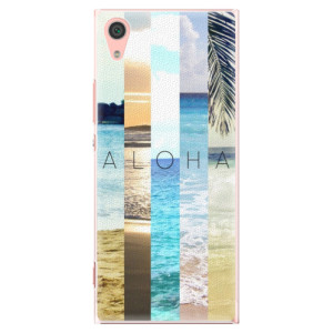 Plastové pouzdro iSaprio Aloha 02 na mobil Sony Xperia XA1