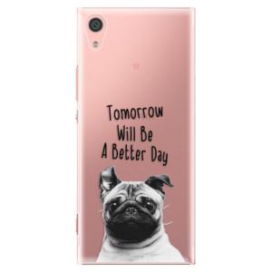 Plastové pouzdro iSaprio Better Day 01 na mobil Sony Xperia XA1