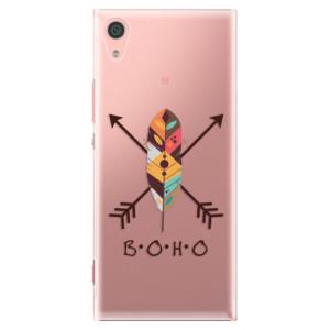 Plastové pouzdro iSaprio BOHO na mobil Sony Xperia XA1