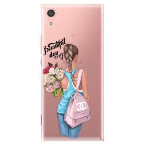 Plastové pouzdro iSaprio Beautiful Day na mobil Sony Xperia XA1