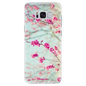Plastové pouzdro iSaprio Blossom 01 na mobil Samsung Galaxy S8