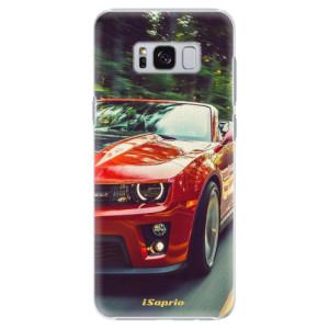 Plastové pouzdro iSaprio Chevrolet 02 na mobil Samsung Galaxy S8