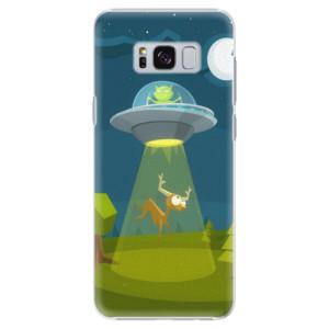 Plastové pouzdro iSaprio Alien 01 na mobil Samsung Galaxy S8