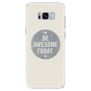 Plastové pouzdro iSaprio Awesome 02 na mobil Samsung Galaxy S8