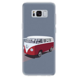 Plastové pouzdro iSaprio VW Bus na mobil Samsung Galaxy S8