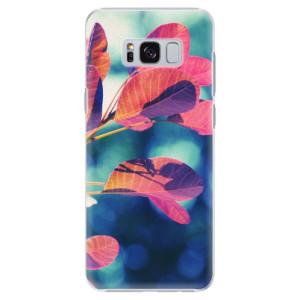 Plastové pouzdro iSaprio Autumn 01 na mobil Samsung Galaxy S8