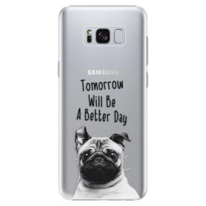Plastové pouzdro iSaprio Better Day 01 na mobil Samsung Galaxy S8