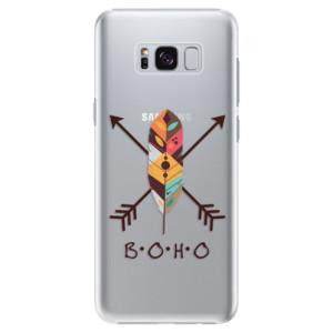 Plastové pouzdro iSaprio BOHO na mobil Samsung Galaxy S8
