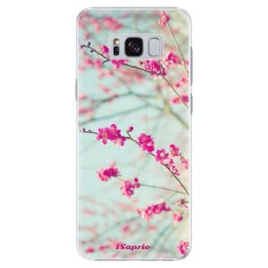 Plastové pouzdro iSaprio Blossom 01 na mobil Samsung Galaxy S8 Plus