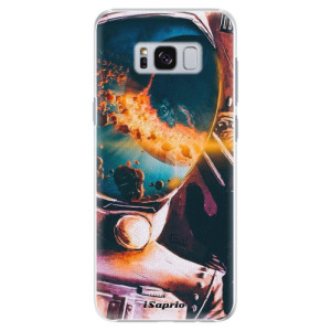 Plastové pouzdro iSaprio Astronaut 01 na mobil Samsung Galaxy S8 Plus
