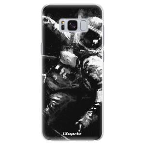 Plastové pouzdro iSaprio Astronaut 02 na mobil Samsung Galaxy S8 Plus