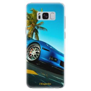 Plastové pouzdro iSaprio Kára 10 na mobil Samsung Galaxy S8 Plus
