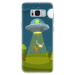 Plastové pouzdro iSaprio Alien 01 na mobil Samsung Galaxy S8 Plus