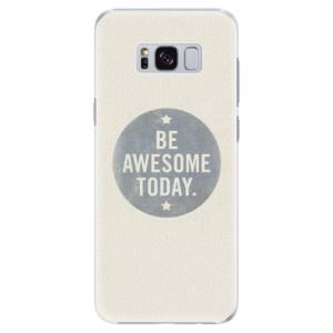 Plastové pouzdro iSaprio Awesome 02 na mobil Samsung Galaxy S8 Plus