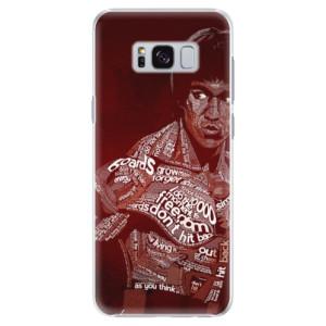 Plastové pouzdro iSaprio Bruce Lee na mobil Samsung Galaxy S8 Plus