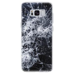 Plastové pouzdro iSaprio Praskliny na mobil Samsung Galaxy S8 Plus